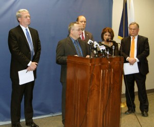 House Republican Lawmakers new legislation to combat heroin in DuPage County.