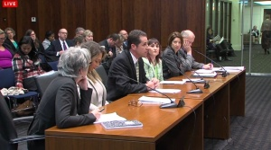 Eric Foster, COO, Illinois Alcoholism and Drug Dependence Association, testifying earlier this year before the House Human Services Appropriations Committee.