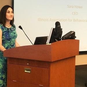 IABH CEO Sara Moscato Howe